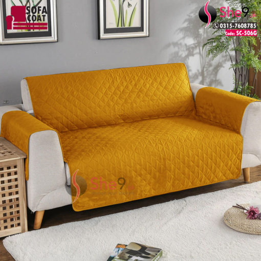 Yellow Sofa Coats