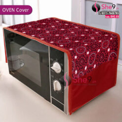 Ajrak Printed Oven Cover