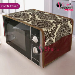 Beautiful Floral Printed Oven Covers
