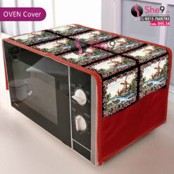 Digital Village Printed Oven Covers