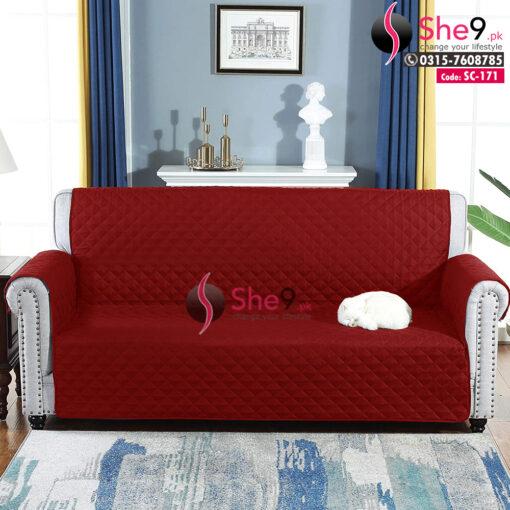Maroon Sofa Coats
