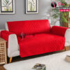 Red Couch Cover