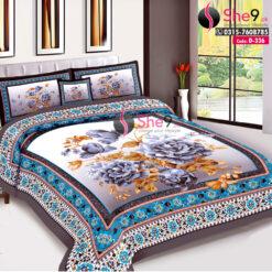 Best Light Printed Bedsheets