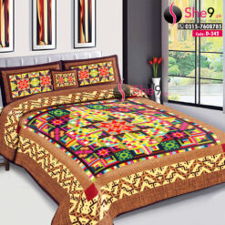 Most Beautiful Cotton Bedsheets