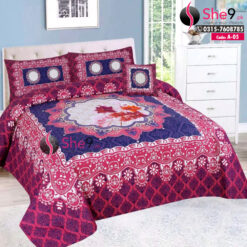 Bedding in Pink Color