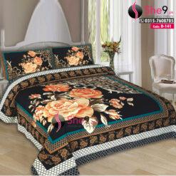Classic Black Bed-sheet
