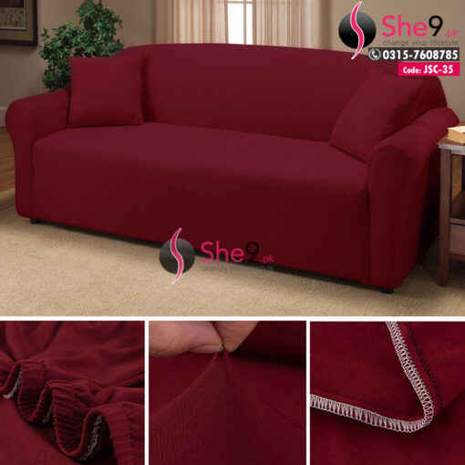 Printed Fitted Sofa Covers