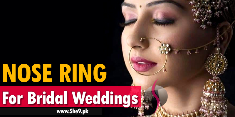 Bridal Nose Ring for Weddings